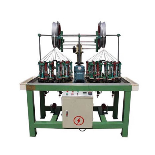 Cotton Wire Braiding Machine