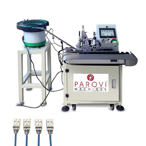 Usb Connector Soldering Machine
