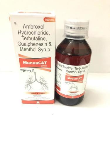 Ambroxol ,Terbutaline Menthol Syrup