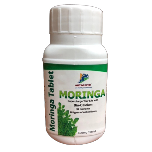 Moringa Calcium Tablets