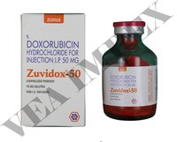 Zuvidox 50mg(Doxorubicin Hydrochloride Injection)