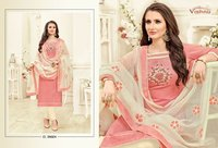 Aaditri Chanderi Salwar Suits Material