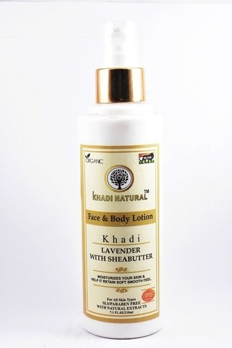 Herbal Products Lavender With Sheabutter Face & Body Lotion
