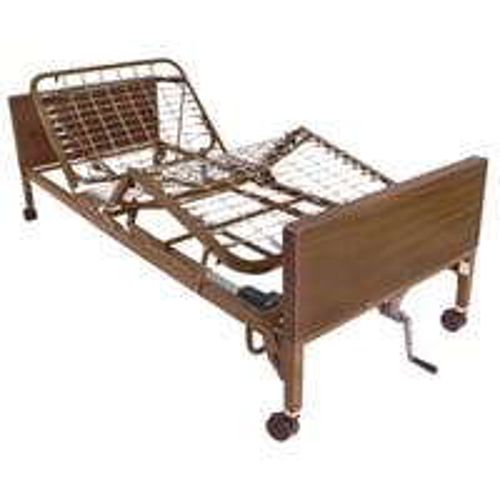 Semi Electric Hospital Bed