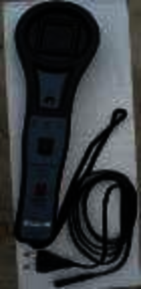 Hand Held Metal Detector - Sm-10cm