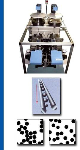 Solder Ball Diameter Selection machine