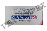 Calcimax 500(Calcium, Magnesium Hydroxide)