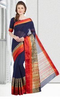 South Cotton Silk Sarees