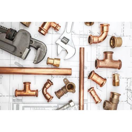 Brass Industrial Fasteners