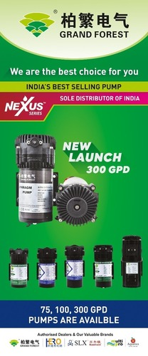 NEXUS GRAND FOREST PUMP