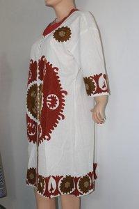 Hand Block Printed Cotton Kurti