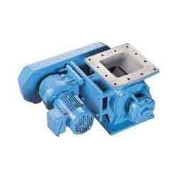 Rotary air lock valves