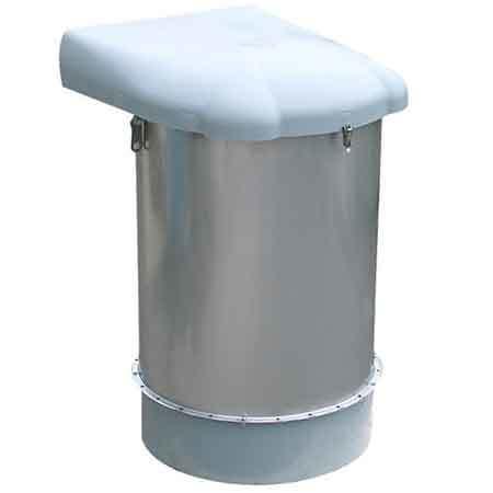 Vibratory type dust filter