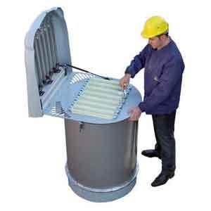 Reverse Jet type Dust Filter