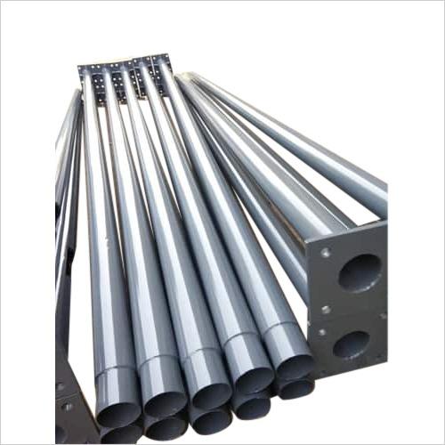 Stainless Steel Light Pole
