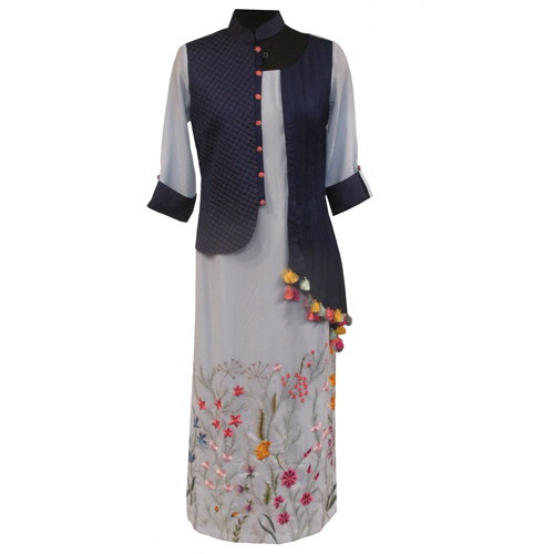 Ladies Kurta Style Dress