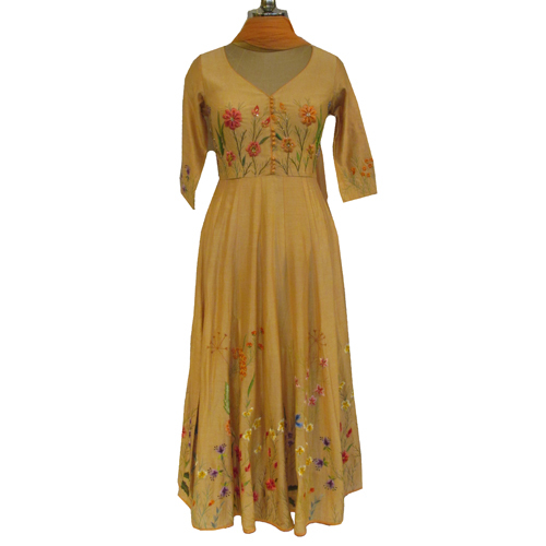 Ladies cotton Gown