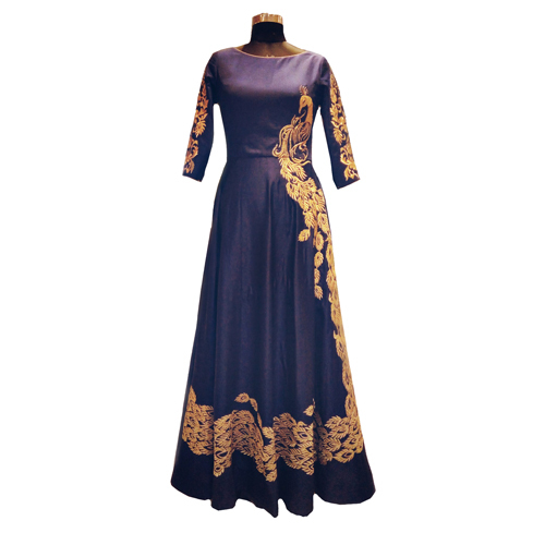 Ladies Casual Gown