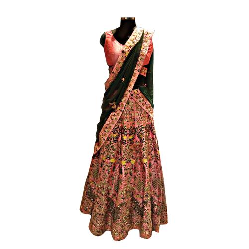 Ladies Designer Lehenga Sarees