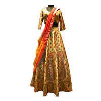 Ladies Designer Sarees Lehenga