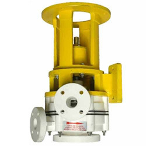 Vertical Glandless Sealless Pump