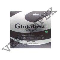 Glutabest(L Glutamine Zinc & Selenium Sachet)