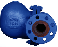 SPIRAX Marshall Ball Float Steam Trap FT20
