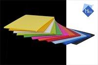 Poly Propylene Hollow Sheet