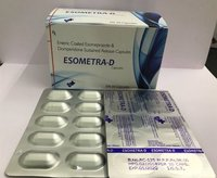 Esomeprazole with Domeperidone