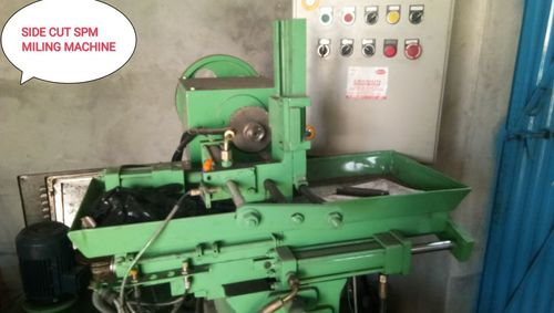 Side Cut SPM Milling Machine