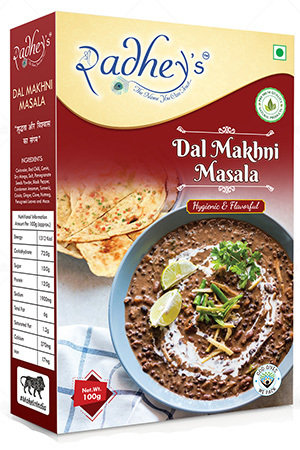 Dal Makhni Masala