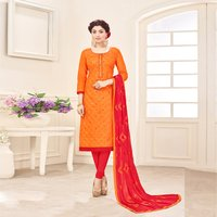 Formal Cotton Salwar Suit
