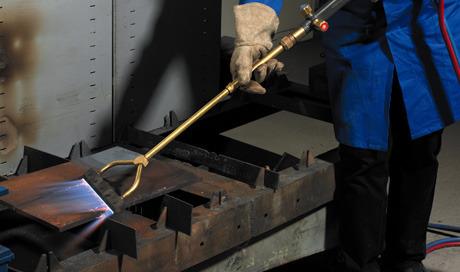 Supertherm Torch Kit System