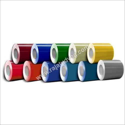 Aluminium Color Coated coil