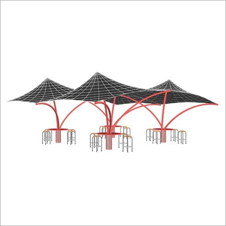 Outdoor Restaurant Canopy
