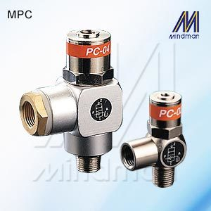 Pilot Check Valves  Model: MPC