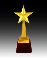 BT 1441 Fiber Star Trophy
