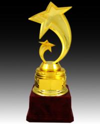 BT 509 Star Fiber Trophy
