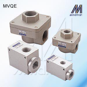 Quick Exhaust Valve Model: MVQE