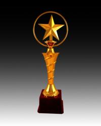 BT 548 Star Fiber Trophy