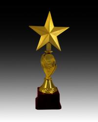 BT 550 Star Fiber Trophy