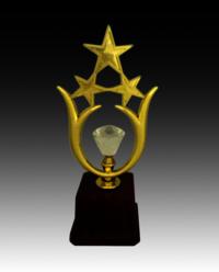BT 586 Star Fiber Trophy