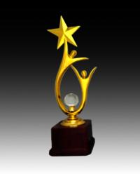 BT 589 Fiber Star Trophy