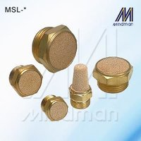 Brass Silencer Model: MSL