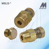 Silencer Throttle Valve Model: MSLS
