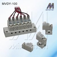 Solenoid Valve (Direct operated type)  MVDY Series