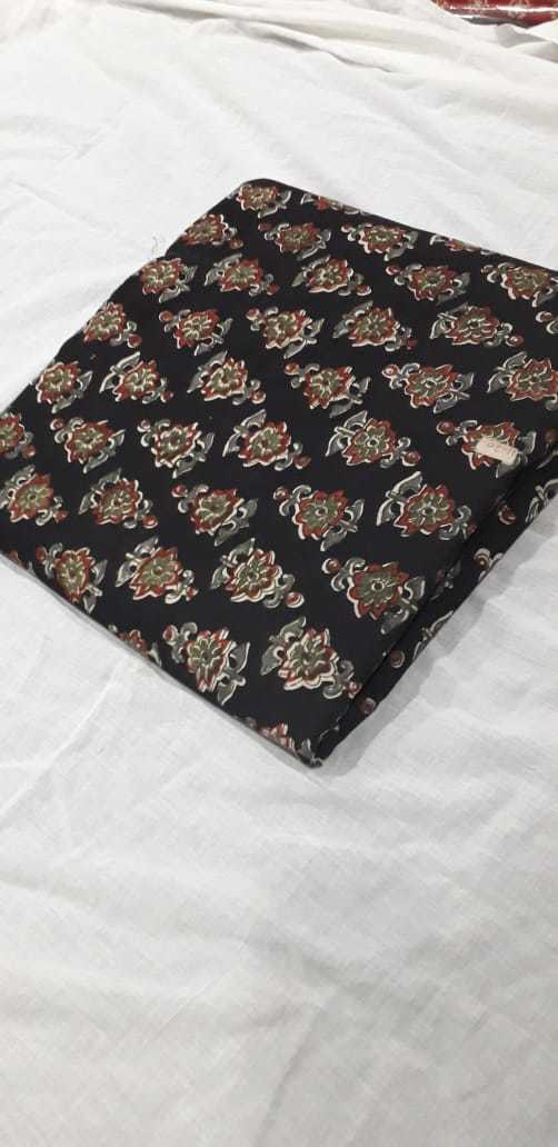 Kalamkari Printed Dress Material