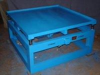 Vibrating Table for Jumbo Bag Packing