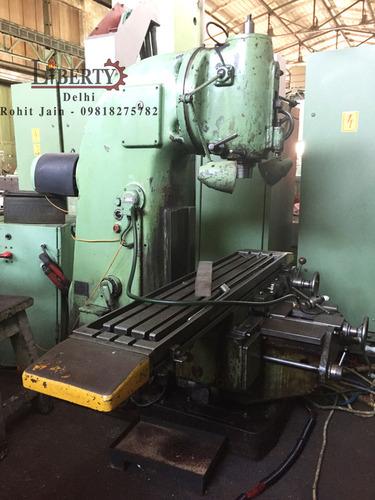 TOS Vertical Milling Machine