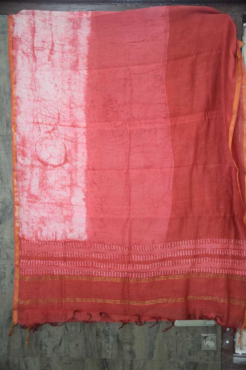 Block Printed Dupatta